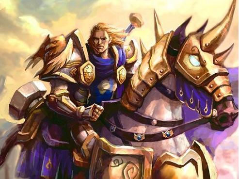 炉石传说圣骑士职业卡组推荐